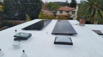 Drake Solar Array